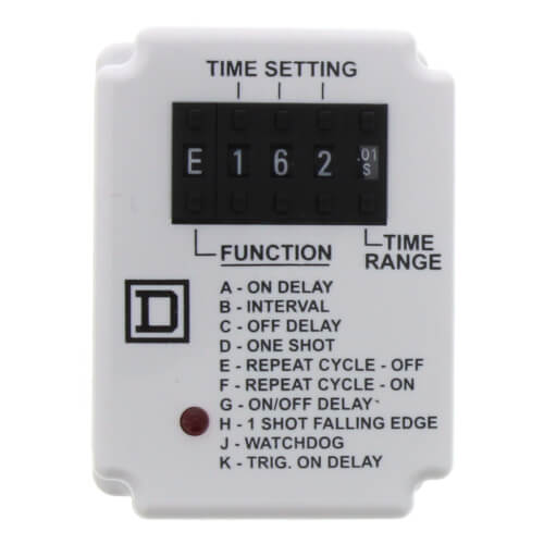 DPDT 11 Pin Relay, 10A (120V) Product Image