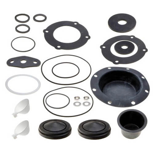 "4"" Full Rubber Kit for 880V Series Product Image"