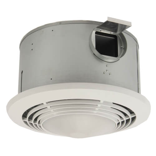 9093wh Nutone 9093wh Model 9093wh Heater Fan Light Combination 4 Round Duct 70 Cfm