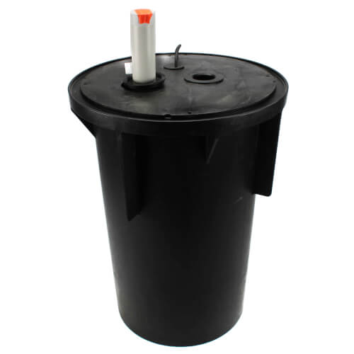 Preassembled Sewage Package System, Automatic 264 - Poly Foam Basin and Lid Product Image