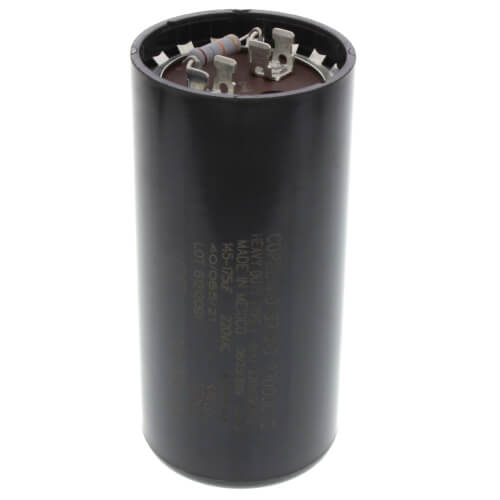 145-174 MFD Round Start Capacitor (220V) Product Image