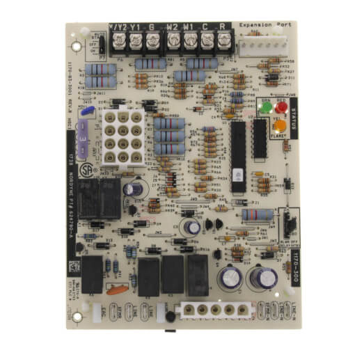 2 Stage Control Board Product Image