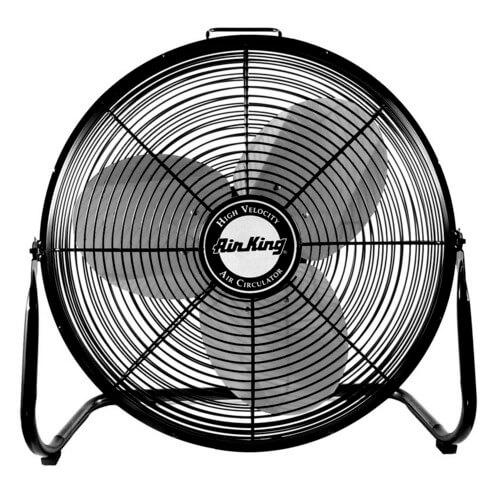 "9220 - 20"" 3 Speed Pivoting Floor Fan (3670 CFM) Product Image"