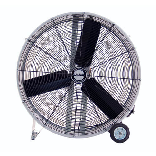 """9236D 36"""" Industrial Grade Direct Drive Drum Fan Product Image"""