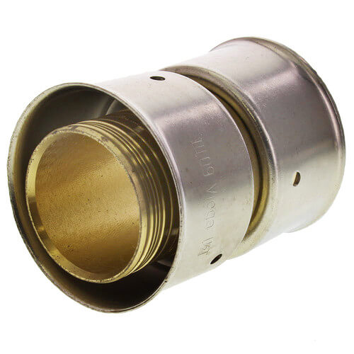 "2"" x 1-1/2"" PEX Press Coupling w/ Sleeve (Lead Free) Product Image"