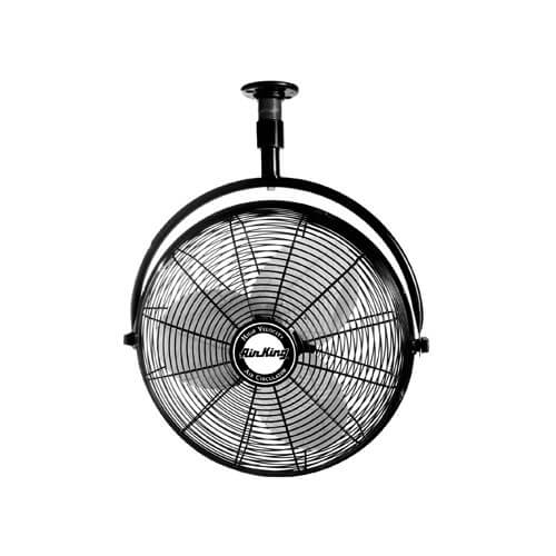"""9320 20"""" 3-Speed Non-Oscillating Ceiling Mount Fan (3670 CFM) Product Image"""