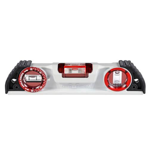 """10"""" Optivision Red Torpedo Magnetic Aluminum Level Product Image"""