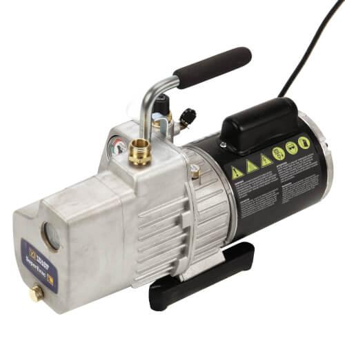 8 CFM Single Phase SuperEvac Vacuum Pump, 60 Hz (115V) Product Image