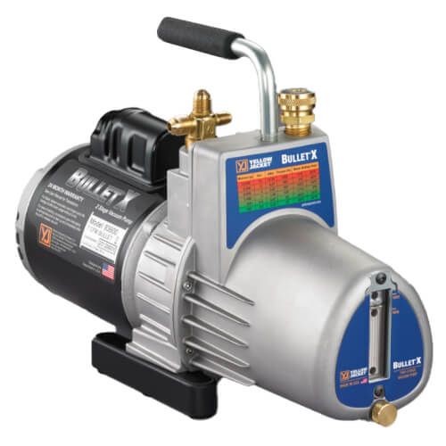 93600 yellow jacket 93600 bullet vacuum pump 7 cfm rh supplyhouse com Air Conditioning Vacuum Pump Diagram Air Conditioning Vacuum Pump Diagram