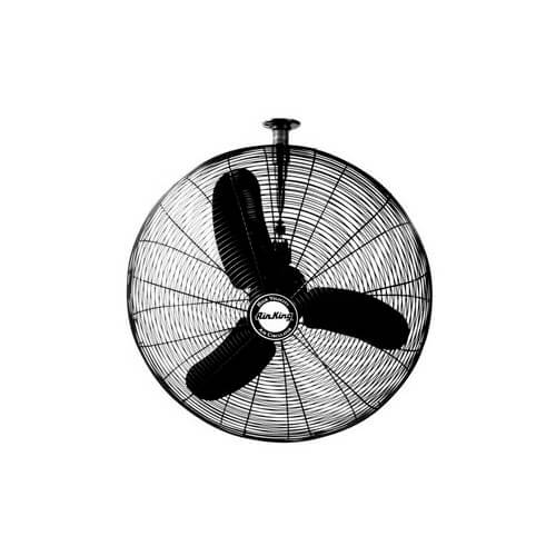 "9371 24"" 3 Speed Ceiling Mount Fan (5770 CFM) Product Image"