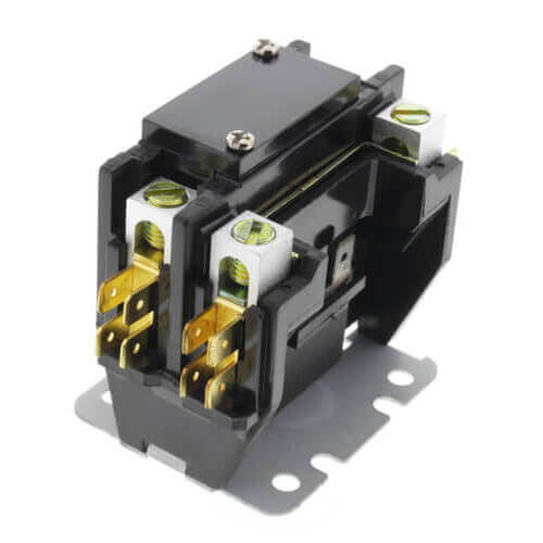 1 pole contactor, 24 vac coil, 50/60 hz, 30 amp contacts