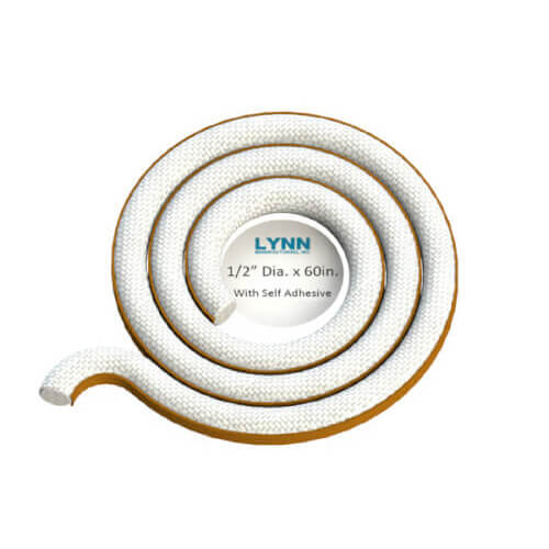 Replacement Rope Gasket for Burnham V8 Swing Door - 82028005 Product Image