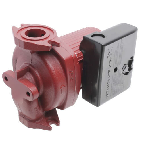 UPS26-150F 3-Speed Cast Iron Circulator Pump 115V, 1/2 HP Product Image
