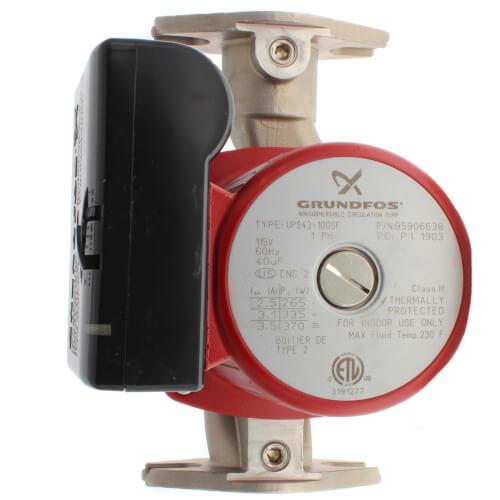 UPS 43-100SF 3-Speed Stainless Steel Circulator Pump 115V 9H IMU
