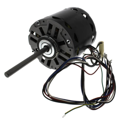 """5-5/8"""" High Efficiency Stock Motor (277V, 1075 RPM, 3-Speed) Product Image"""