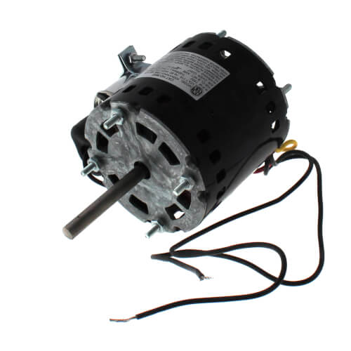 "3.3"" OAO Fractional Horsepower Direct Drive Fan Motor (115V, 1/20 HP, 1550 RPM) Product Image"