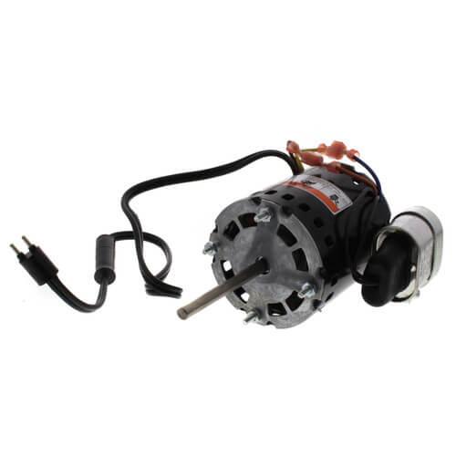 """3.3"""" OAO Bohn Fractional Horsepower Direct Drive Fan Motor (208-230V, 1/15 HP, 1550 RPM) Product Image"""