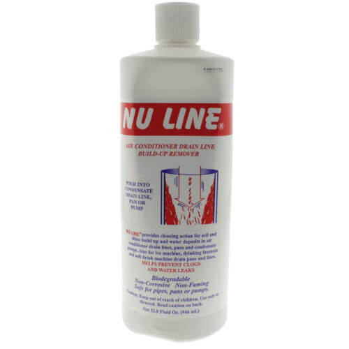 32 Oz. A/C Condensate Drain Cleaner Product Image