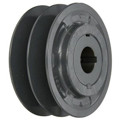 """1-1/8"""" 6-1/2"""" OD Pulley Product Image"""