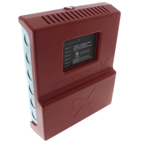 GRUNDFOS 98996435 UPZCP-6 SIX PUMP ZONE CONTROLLER MC386599