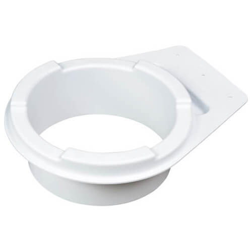 """6"""" EasyAir Quick Mount Ceiling Fitting Product Image"""