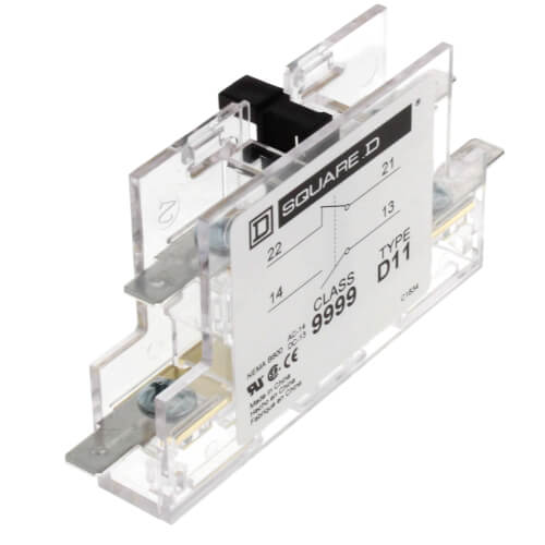 Normally Open/Normally Closed Auxiliary Contactor Product Image