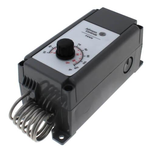 A19prc 1c Johnson Controls A19prc 1c Spdt Coiled Bulb