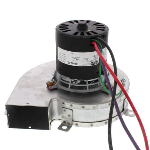 1-Speed 3000 RPM 1/30 HP Goodman Draft Inducer Motor (208/240V) Product Image