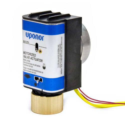 A3020522 - Uponor (Wirsbo) A3020522 - Motorized Valve ... on