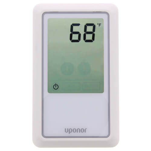 Heat-only Thermostat with Touchscreen Product Image