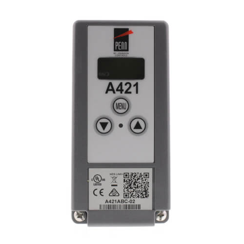 Single Stage Digital Temperature Control (120/240VAC SPDT) Product Image