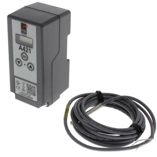 Single Stage Digital Temperature Control w/ 9-3/4' Leads (120/240V SPDT) Product Image