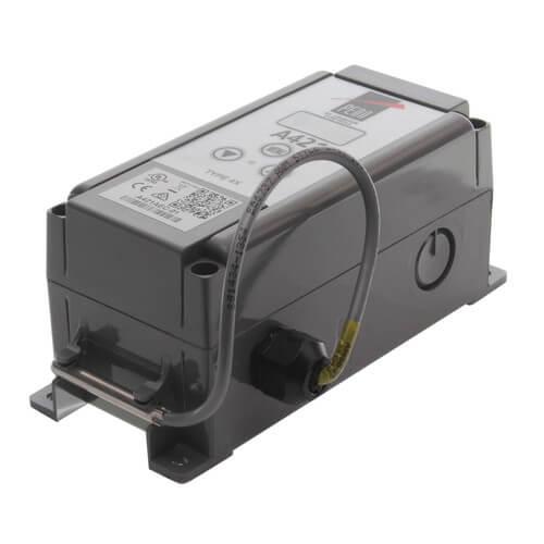 a421 series temperature controls johnson controls temperature rh supplyhouse com Honeywell Aquastat Wiring-Diagram Wood Boiler Aquastat