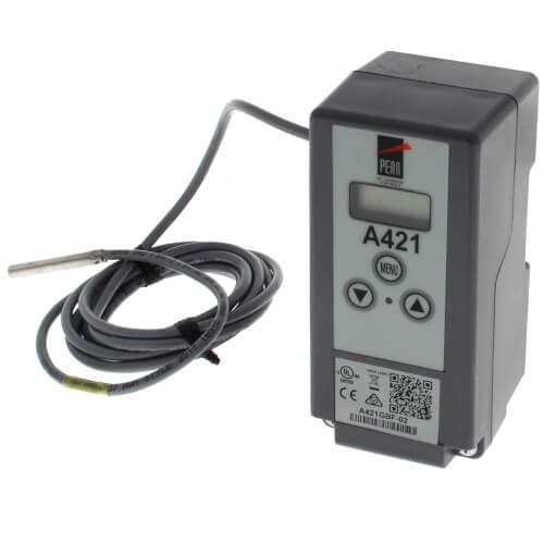 Single Stage Digital Temperature Control (24V, SPDT) on