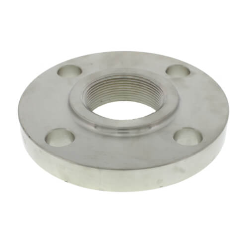 """2"""" Stainless Steel ANSI RF Threaded Flange Product Image"""