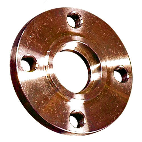 "2"" Stainless Steel ANSI RF Socket-Weld Flange Product Image"