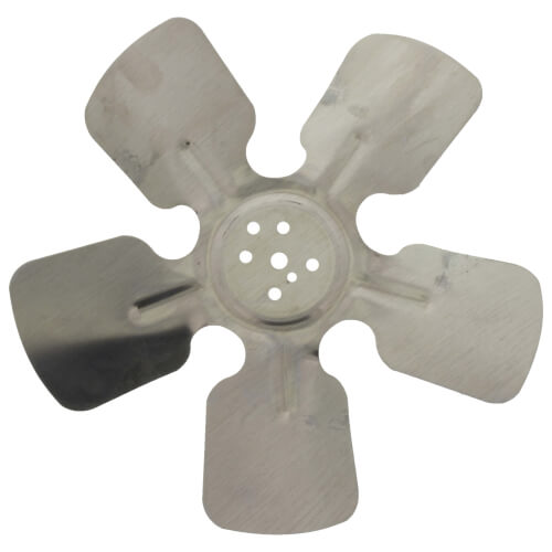 "8"" Aluminum, 5-Blade, CCW Fan Blade (Hubless) Product Image"