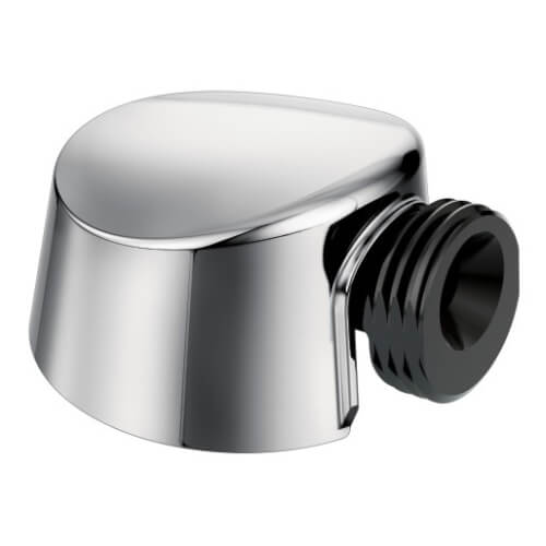 Circular Drop Ell for Handheld Showerhead (Chrome) Product Image