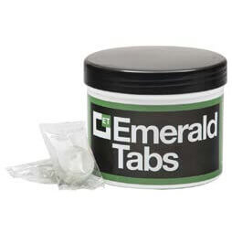 EMERALD - Biodegradable Tablets for Condensate Drain in Split and Fan-Coil (18 Tabs) Product Image
