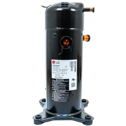 54,000 BTU LG Scroll Compressor, 5+ HP, 208/230V Product Image