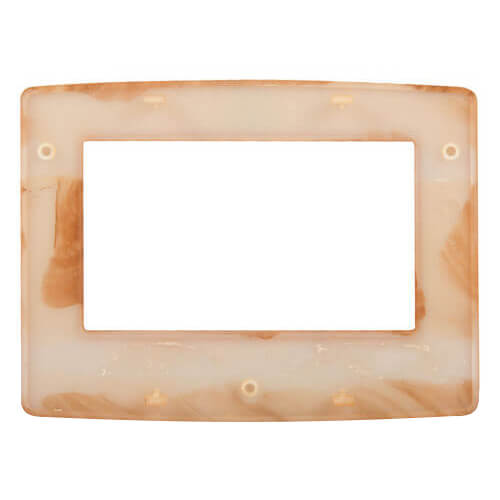 Burl Wood Face Plate for ColorTouch Thermostats Product Image