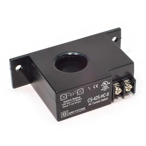 AC Current Sensing Switch Product Image