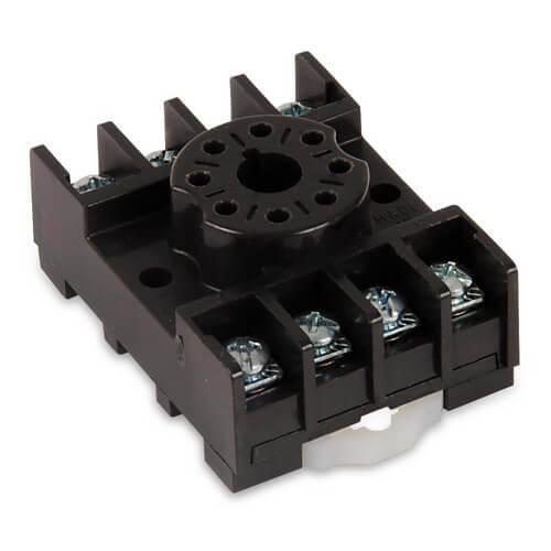 ACS-8 Relay Socket, 8 Pin Product Image