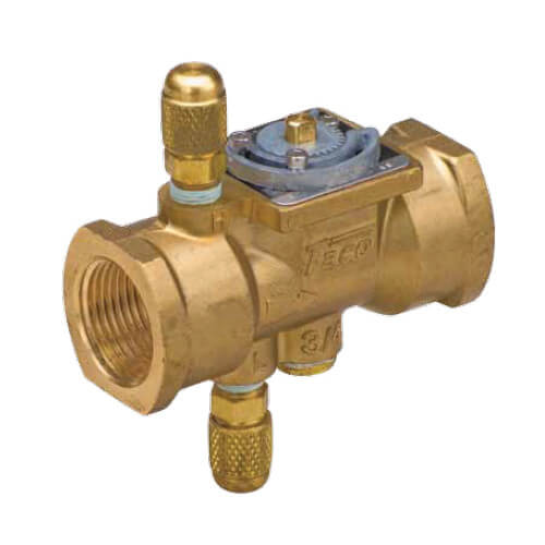 "1/2"" Threaded ACCU-FLO Balancing Valve Product Image"