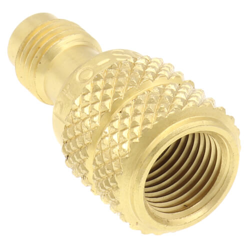 "5/16"" (1/2""-20) Female x 1/4"" Male 410 Adapter Product Image"
