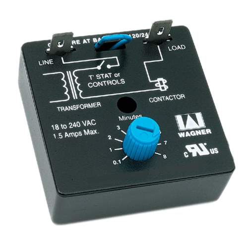 Adjustable Delay on Break Timer (6 Sec. to 8 Min.) Product Image