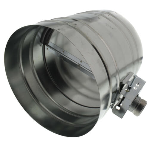 "12"" Normally Closed Shut-off Damper with Motor (24V) Product Image"