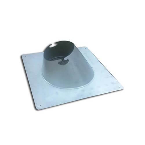 Angled and Flat Adjustable Roof Flashing Vertical Roof Member Product Image