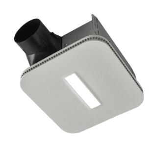 InVent/Flex Series Fan w/ CleanCover Grille & LED Light (110 CFM, 0.8 Sones) Product Image