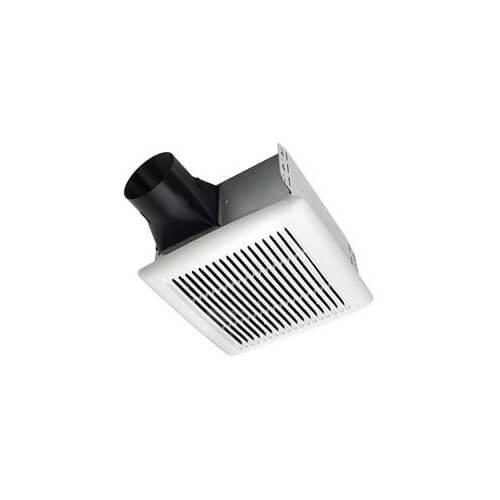 InVent Series Single-Speed Fan, No Light (50 CFM, 0.5 Sones) Product Image
